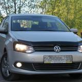 Дефлектор капота VW Polo 10-15 «FLY»