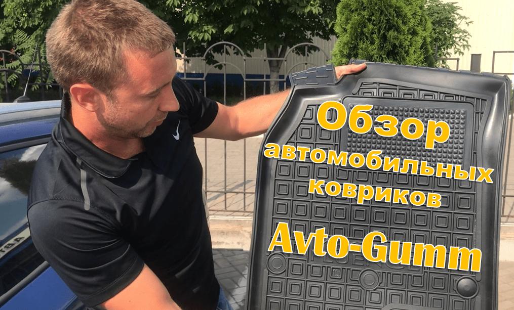Коврики Avto-Gumm