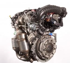 Težnja po delovanju motorja s homogeno zmesjo: leta 2018