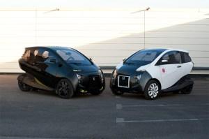 VeLV: izjemno lahko e-vozilo za tri osebe in z izjemno majhno porabo električne energije