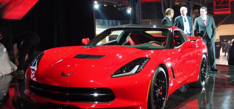 Znova Corvette Stingray!