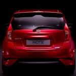 Nissan Note: nova generacija, evropski dizajn