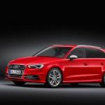 Audi S3 Sportback: s 300 »konji«!
