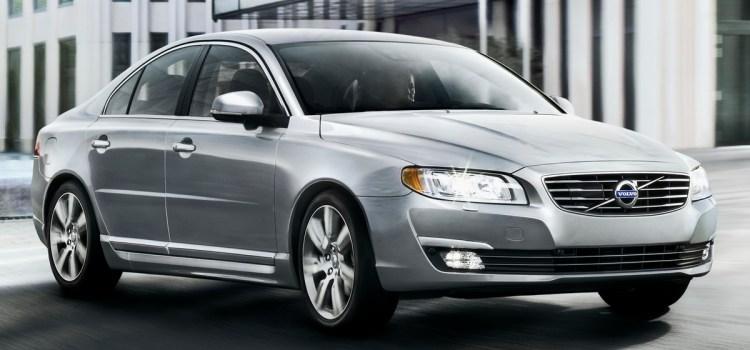 Volvo: prenovljeni veliki modeli