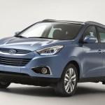 Hyundai: ix35 in Grand Santa Fe za Ženevo