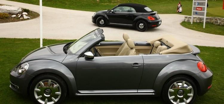 Volkswagen Beetle Cabriolet: prihod ob pravem času
