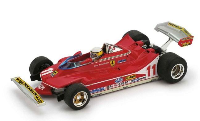 FERRARI 312T4  V.N. ITALIJE 1979
