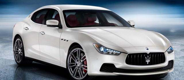 Maserati Ghibli: tretjič