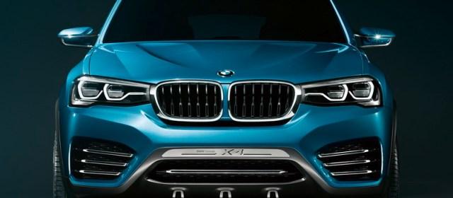 BMW Concept X4: novi član družine X