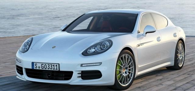 Porsche Panamera: do 56 odstotkov manjša poraba!