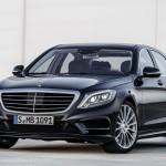 Mercedes-Benz S: najvišje ambicije