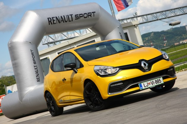 Renault Clio R.S.: v primerjavi s prejšnjim je na stezi hitrejši, na cesti pa udobnejši.