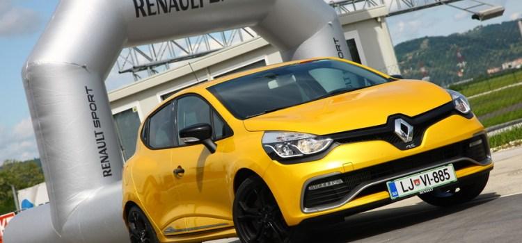 Renault Clio GT in R.S.: ostri feferoni