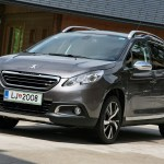 Peugeot 2008: hitra pot do Slovenije