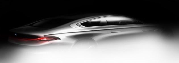 BMW Pininfarina Gran Lusso Coupé: pri Pininfarini oblikovan kupe visokega prestiža.