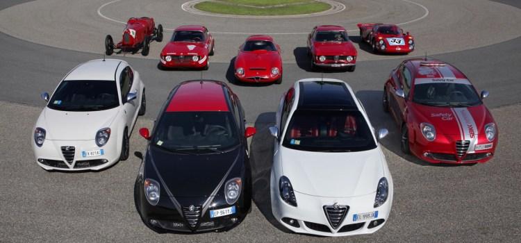 Alfa Romeo: deteljica jih ima 90