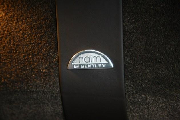 Naim: eden najboljših hišnih avdio sistemov ekskluzivno za Bentley.