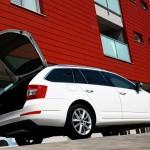 Škoda Octavia Combi: 1.000 evrov dražja od kombilimuzine