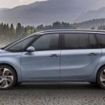 Citroën Grand C4 Picasso: spet po kapljicah