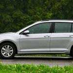 Volkswagen Golf Variant: do 830 evrov dražji od Golfa