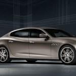 Frankfurt 2013: Maserati Quattroporte »EZLE«