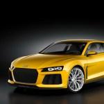 Audi Sport Quattro Concept: športni kupe za jutri