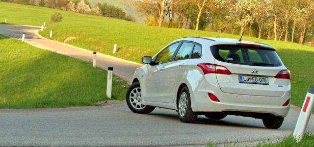 Hyundai i30 Wagon 1.6 CVVT Comfort
