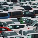 Evropska prodaja avtomobilov še v primežu recesije