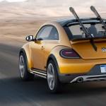 Detroit 2014: Volkswagen Beetle Dune