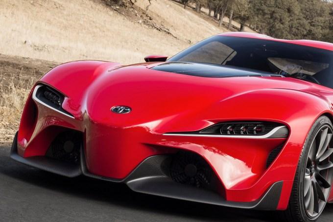 Toyota FT-1: na pogled prepričljivejša na cesti kot v studiu, sicer pa pod kožo klasična pogonska zasnova.