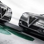 Alfa Romeo Giulietta in MiTo: tudi Quadrifoglio Verde