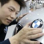 BMW se širi na Kitajskem