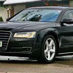 Audi A8: prenovljen na slovenskem trgu