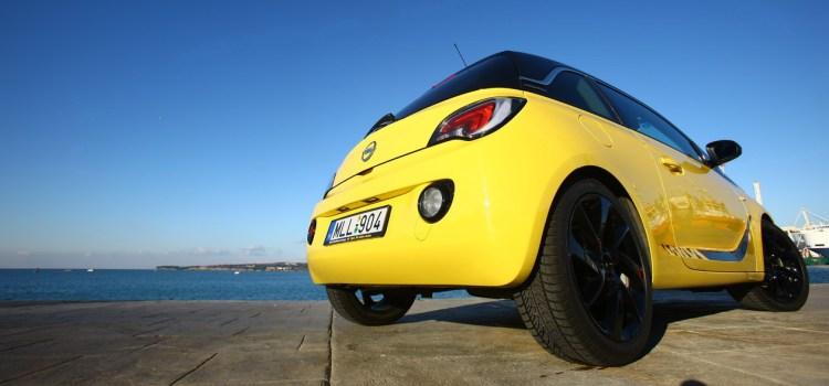 Opel Adam 1.4 Slam
