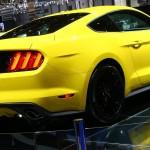 Ženeva 2014: Ford Mustang in Edge
