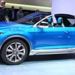 Ženeva 2014: Volkswagen T-ROC