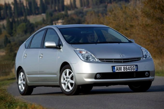 Med Toyotami, ki naj bi nenadzorovano pospeševale oziroma se premikale, je bilo veliko hibridnih Priusov.