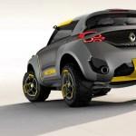 Renault Kwid Concept: približevanje novim trgom