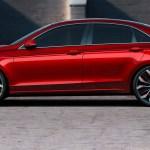 Peking 2014: Volkswagen NMC ali novi Passat?