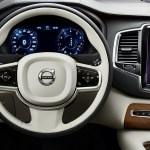 Volvo XC90: najprej znotraj