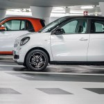 Smart: ForTwo in ForFour hkrati