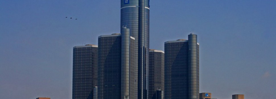 GM: velik padec prihodkov