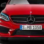Pariz 2014: Mercedes-Benz razreda B