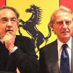 Ferrari: Montezemolo odhaja, prihaja Marchionne