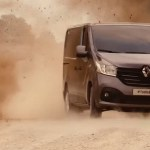 Renault Knight Rider: 'remake' z novim Traficom!