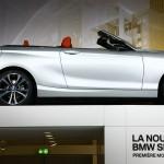 Pariz 2014: BMW 2 Cabriolet