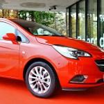 Opel Corsa: slovenska predpremiera
