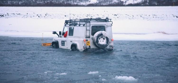 Land Rover Defender: priprava na žalovanje