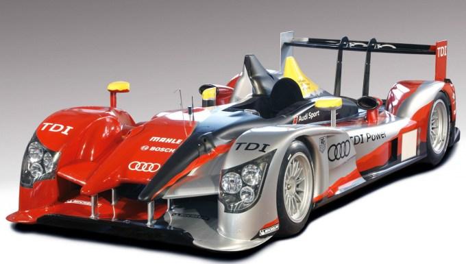 Audi Sport R15w