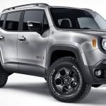 Ženeva 2015: Jeep Renegade Hard Steel